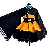 ZXRYF Uzumaki Naruto Cosplay Trajes De Disfraces para Adultos, Adecuados para Ocasiones...