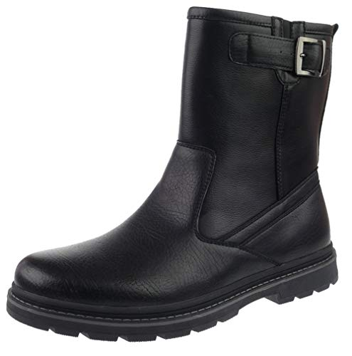 Magnus Herren Schuhe Boots Winterschuhe 19- (352D) Trend Buisnessschuhe Bootsschuhe Neu Größe 43 EU