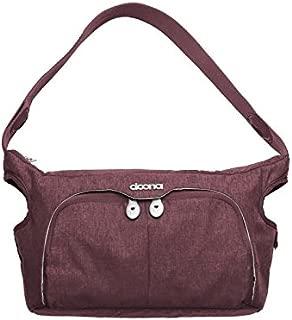 Doona Essentials Bag in Cherry Burgundy