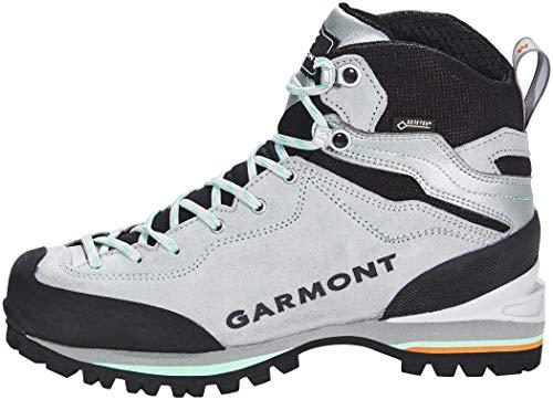 Garmont Ascent GTX - Chaussures Femme - Gris/Noir Pointures UK 6,5   EU 40 2018