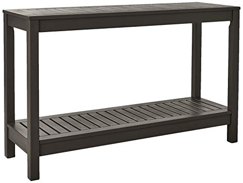 Cambridge Casual Solid Wood Alfresco Outdoor Console Table,...