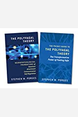 The Polyvagal Theory and The Pocket Guide to the Polyvagal Theory, Two-Book Set Hardcover