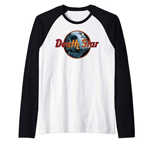 Death Rock Hard Star Cafe Crossover Mashup Camiseta Manga Raglan