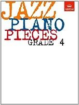 Jazz Piano Pieces, Grade 4 (ABRSM Exam Pieces) by ABRSM (1998) Sheet music