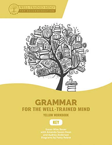 Key to Yellow Workbook: A Complete Course for Young Writers, Aspiring Rhetoricians, and Anyone Else Who Needs to Understand How English Works (Grammar for the Well-Trained Mind) (English Edition)