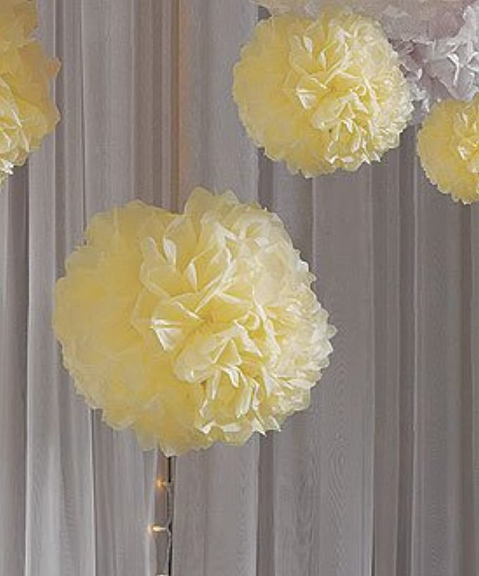 Celebration Peonies Tissue Paper Flowers - Small - Pastel Pink