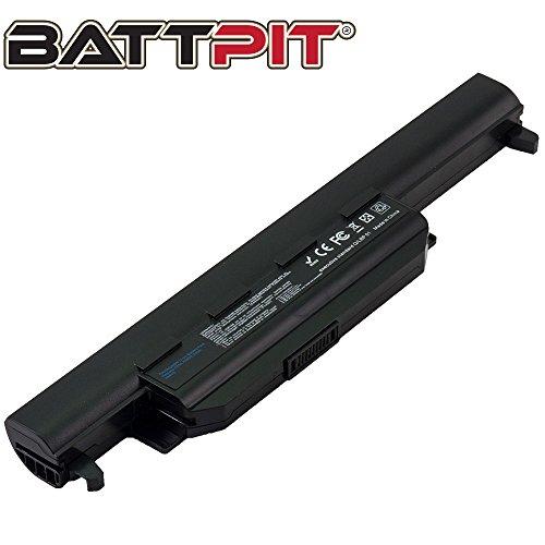 BattPit Batterie pour PC Portables ASUS A32-K55 F75A F75VD K55A K55VD R500V R700V X75A X75V X75VB X75VC - [6 Cellules/4400mAh/48Wh]