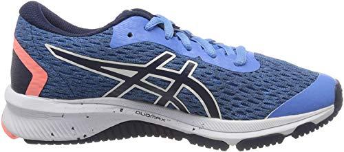 ASICS Gt-1000 9 GS, Running Shoe Unisex Niños