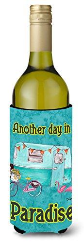 Retro Trailer Wine Bottle Insulator