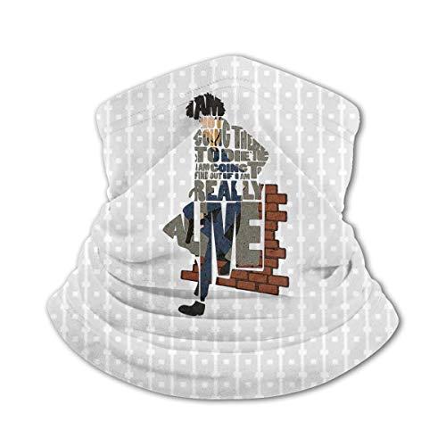 Dydan Tne Cowboy Bebop Boys Girls Breath Mascarilla sin Costuras Cubierta de Boca para Estudiantes Headwear Bandana para la Escuela, Deportes NCK-2758