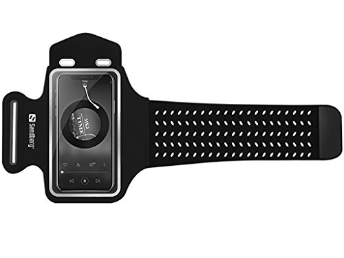 Sandberg Sport Armband AIR 5.5 '', Zwart
