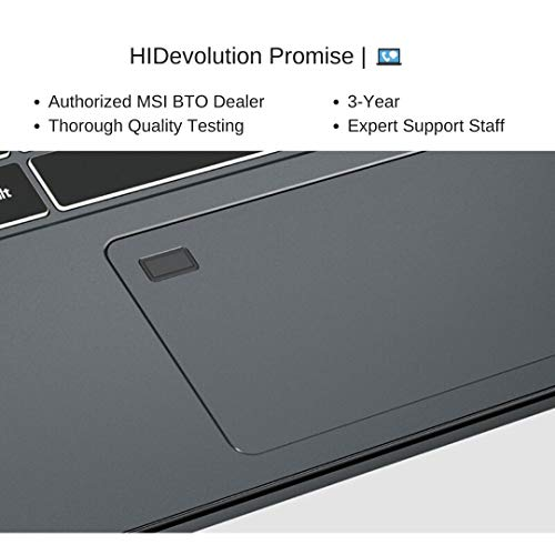 Compare HIDevolution MSI WS66 10TLT (MS-WS66079-HID28) vs other laptops