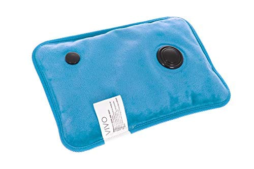 Vivo © Rechargeable Electric Hot Water Bottle Bed Hand Warmer Massaging Heat Pad Cozy