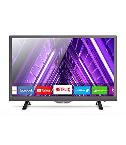 Engel/TV Modo Hotel/Smart-TV/LED / 24'' / TDT2 / Full HD/Netflix / LE2481SM TV Engel LED 24''-TDT2 - Full HD - USB PVR- Modo Hotel -SMARTV Netflix (WiFi/Ether)