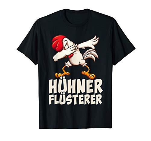 Dabbing Hühner Flüsterer Dab Tanz Tier Bauernhof Huhn T-Shirt