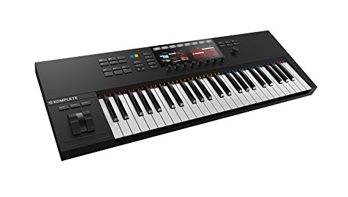 "Native Instruments Keyboard ""Komplete Kontrol"" S49 MK 2"