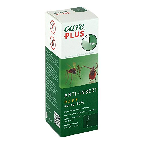 care PLUS Anti-Insect Deet Spray 50%, 60 ml Lösung