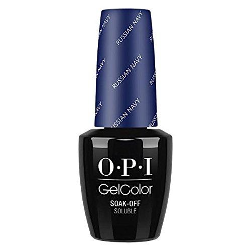 OPI GelColor russe Bleu marine – Vernis à ongles gel [15ml]