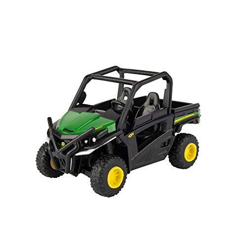 Britains 1:32 John Deere Gator (Green), Collectable Tractor Toy for...