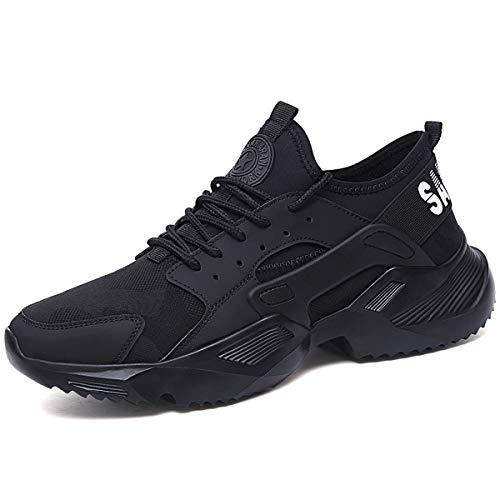 Chaussures de Securité Homme Embout Acier Protection Antidérapante Anti-Perforation Chaussures de Travail Unisexes