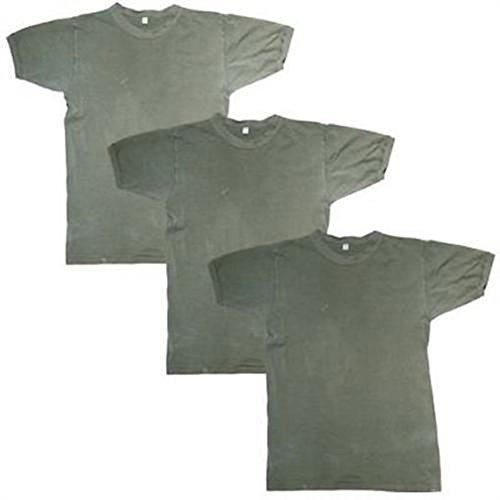 Armeeverkauf 3X BW T-Shirt Größe: 6 (M)