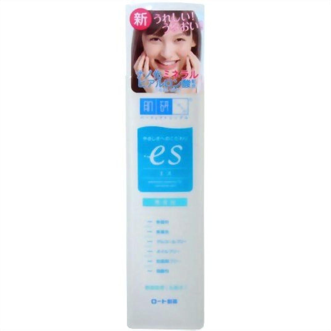 コミュニティ服を着る鳴らす肌ラボ es(エス) ナノ化ミネラルヒアルロン酸配合 無添加処方 化粧水 170mL
