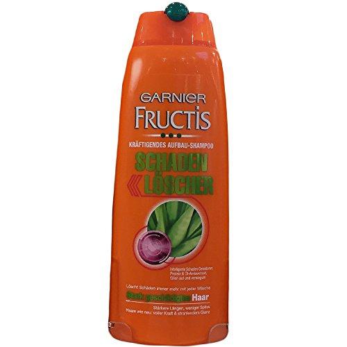 Garnier Fructis Hair Loss Damage Repair Shampoo 250ml