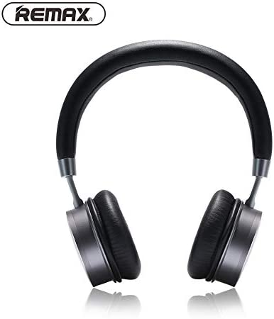 REMAX - Auriculares inalámbricos Bluetooth 4.2 520HB ajustables con micrófono para iPhone y Samsung: Amazon.es: Electrónica