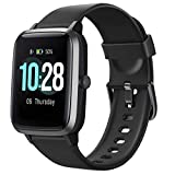 ANBES Health and Fitness Smartwatch with Heart Rate Monitor, Smart Watch for...