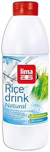 Lima Rijstdrank Natuurlijk, 1L, 1 Units