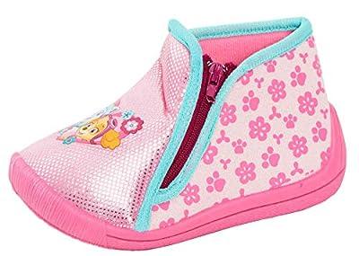 Paw Patrol Botas con cremallera para niñas, color Rosa, talla 26 EU por Paw Patrol