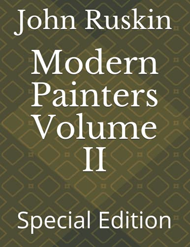 Modern Painters Volume II: Special Edition