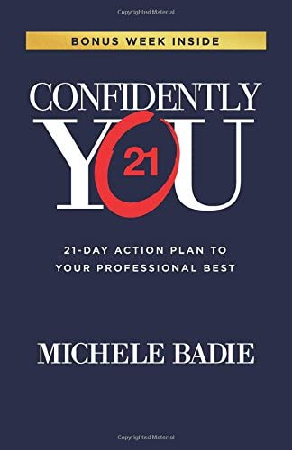 Confidently You 21 Day Action Plan to Your Professional Best product image