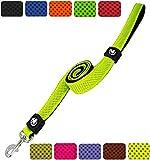DDOXX Hundeleine Air Mesh 120 cm in vielen Farben &