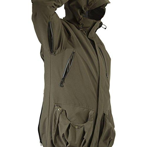 BERETTA Giacca Insulated Static, Unisex, Jacke Insulated Static, Verde, XXL