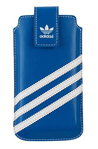 adidas ADPUEUNIM00S1301 Funda para teléfono móvil - Fundas para teléfonos móviles Azul, Color Blanco