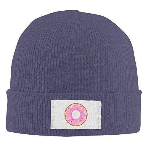 ouyjian Coole Creative Bridge Elastic Knitted Beanie Cap für Erwachsene Winter Outdoor Warme Schädelhüte