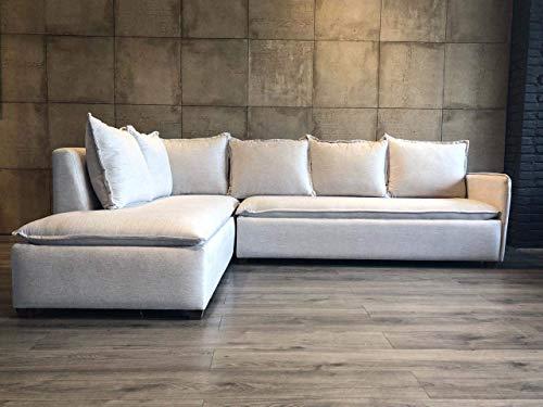 DECOVA Sala en L Taretto Esquinera Diseño y Confort