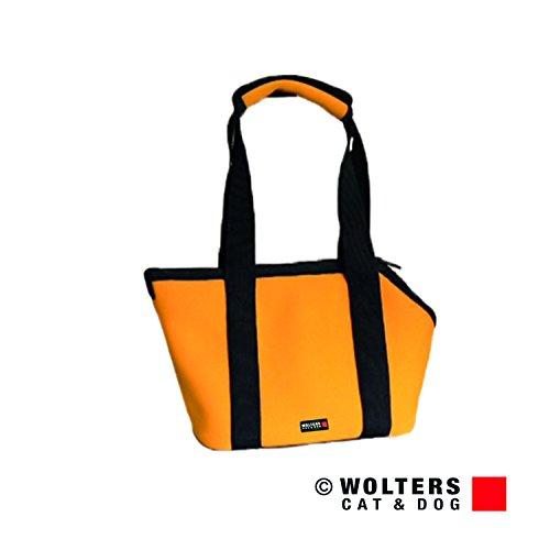 Wolters | Softbag Neoprene mango | L 40 x B 23 X H 27,5 cm