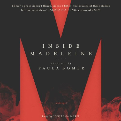 Inside Madeleine audiobook cover art