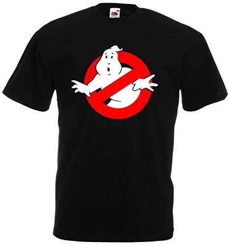 World-of-Shirt Herren & Kinder T-Shirt Ghostbuster von 128-XXXL|XL