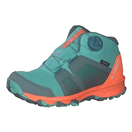 adidas Terrex Boa Mid R.RDY K, Zapatillas de Trail Running, ESMBRU/MENACI/NARCHI, 38 EU