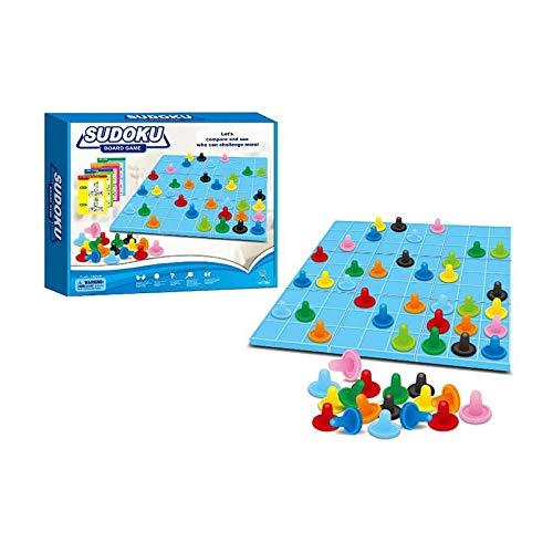 Comprar juego de mesa: Neo- Juego de Mesa de Estrategia Sudoku de Colores, Multicolor (5067)