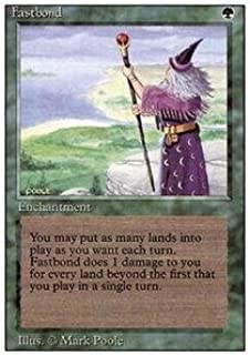 Magic: the Gathering - Fastbond - Revised Edition