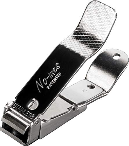 No-mes Toenail Clipper, Catches Clippings,...