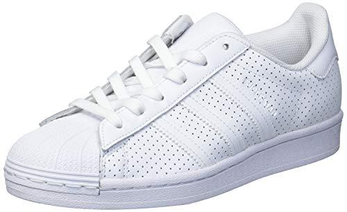 adidas Originals Superstar, Zapatillas Hombre, Blanco Blanco Núcleo Blanco, 40 2/3 EU