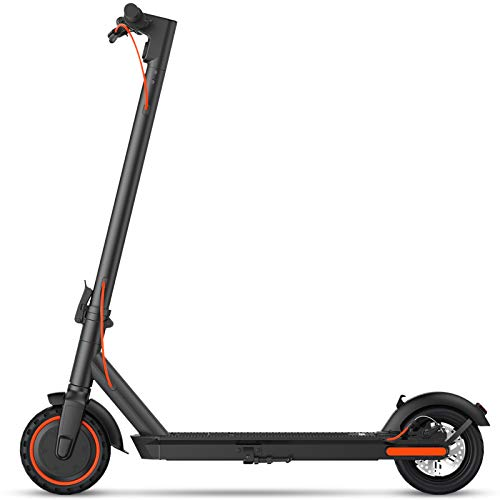 Hiboy S2R Electric Scooter, Upgraded Detachable Battery, 19 MPH & 17 Miles Range, Foldable Commuting Electric Scooter for Adults