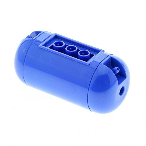 1 x Lego Pneumatik Luftkessel blau Air Tank Technik Druckbehälter 8250 8459 A29