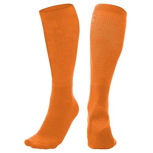 Multi-Sport Socks, Orange, Small