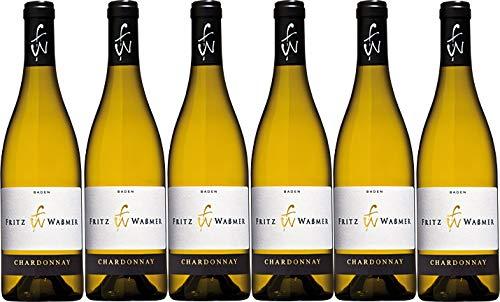 Waßmer Chardonnay QbA trocken (6 x 0,75L)